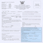 template topic preview image Thailand Visa Application Chinese