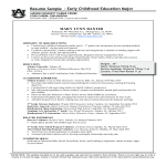 template topic preview image Head Preschool Teacher Resume