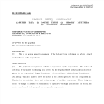 template topic preview image Two Week Court Notice Letter