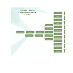template topic preview image Organizational Chart sample