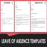 template topic preview image Leave of Absence