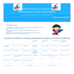 template topic preview image Monthly Fitness Calendar