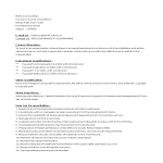 template topic preview image Store Manager Resume