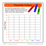 template topic preview image Bar Graph For Kindergarten