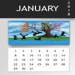image Photo Calendar Template
