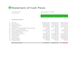 template topic preview image cash flow statement worksheet