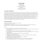 template topic preview image Service Sales Engineer Resume