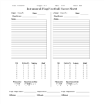 template topic preview image Football Score Sheet