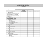 template topic preview image Annual Financial Report Word