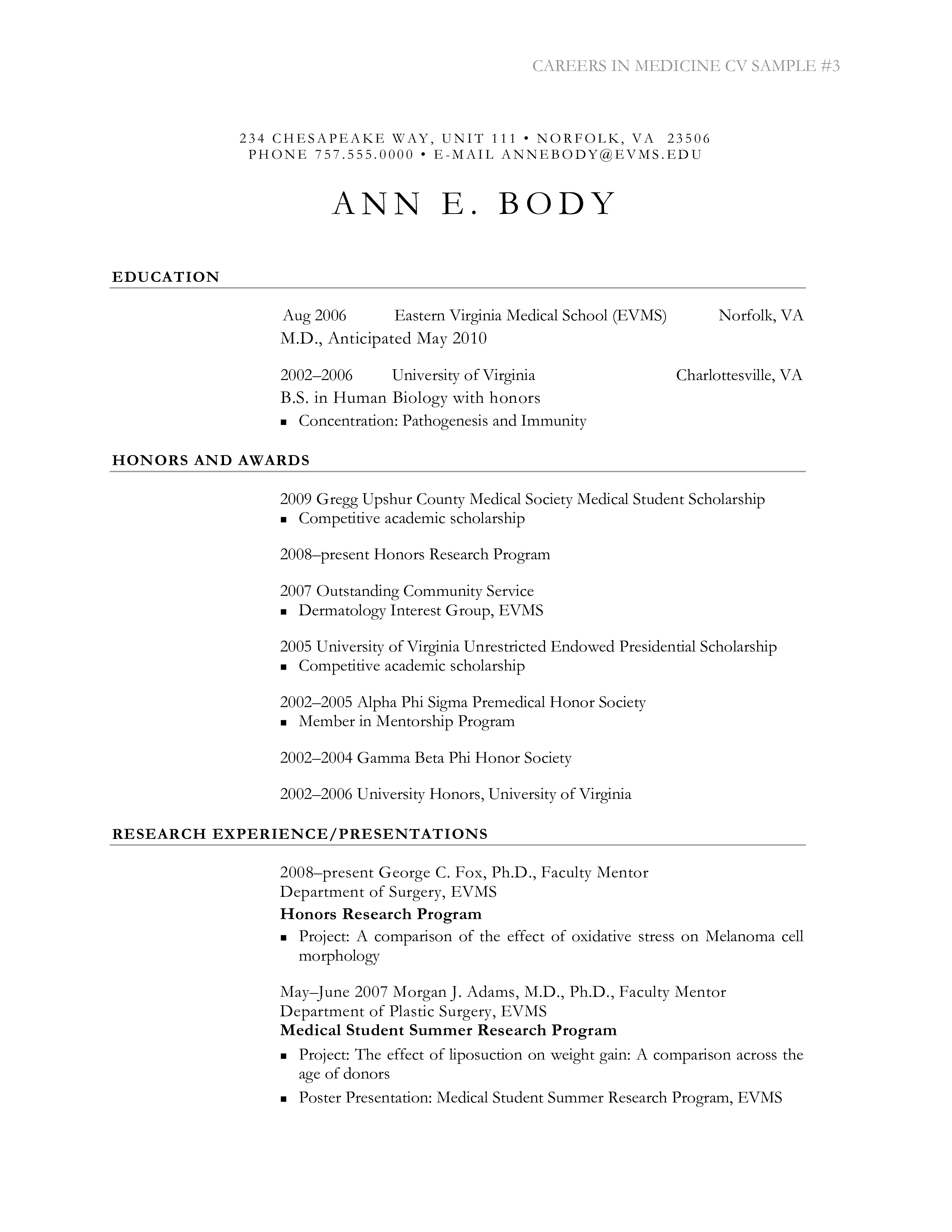 Volunteer Resume Main Image Download Template