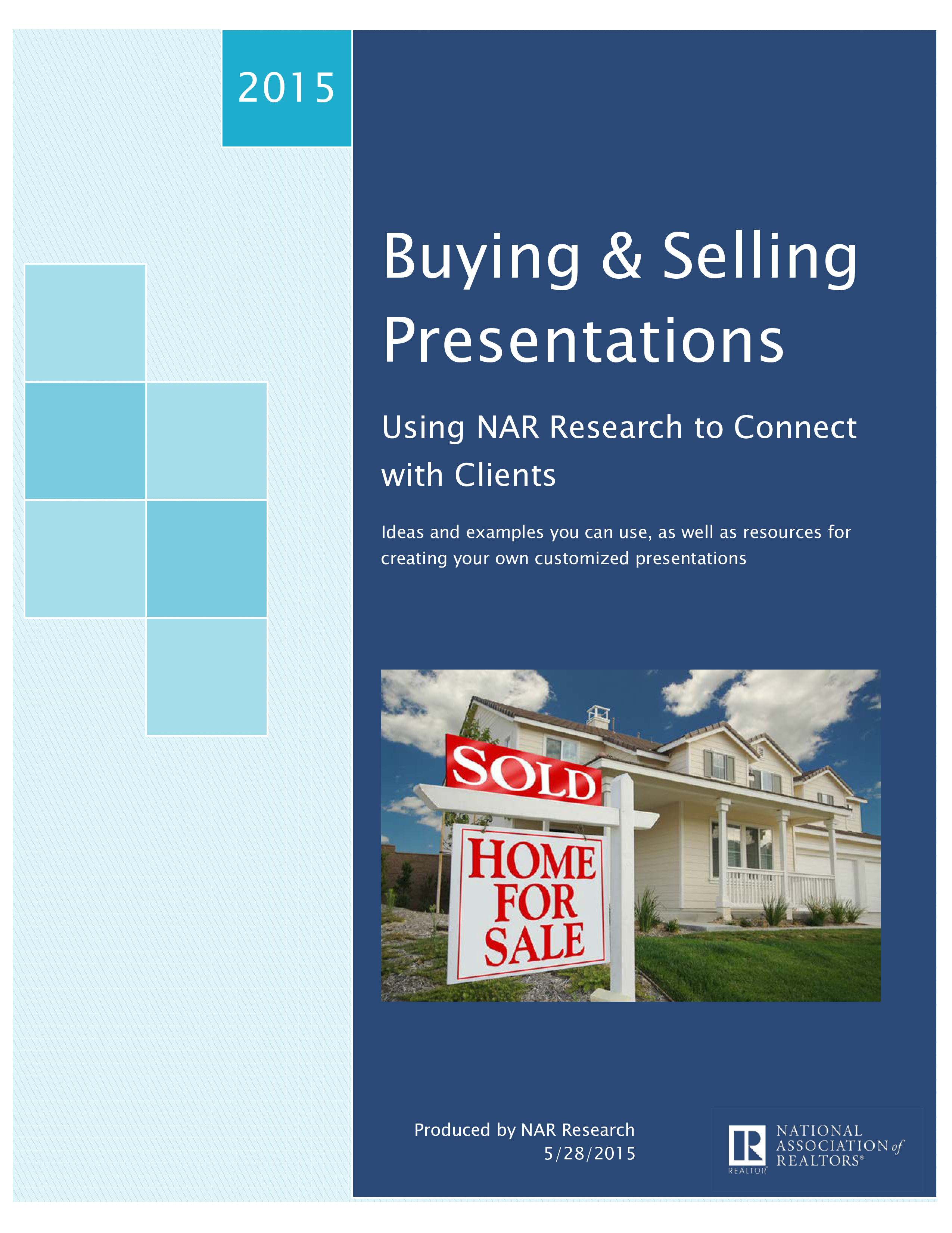 free real estate presentation templates at