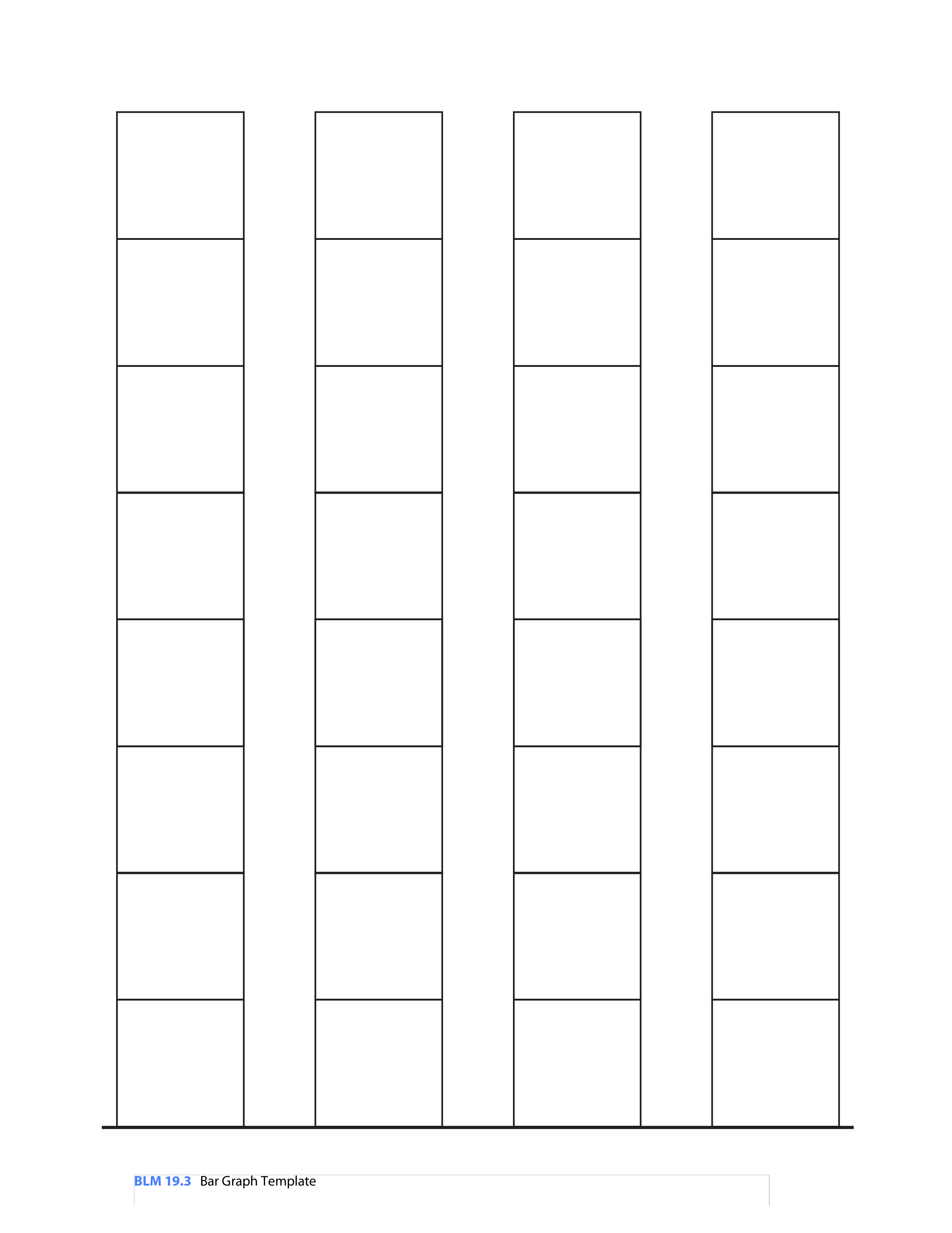 free bar graph for students templates at