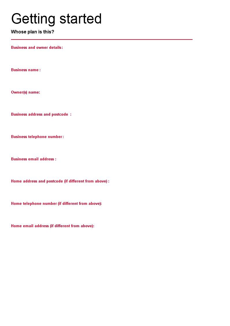 ef5abd0f3f8 Free Personal Training Business Plan