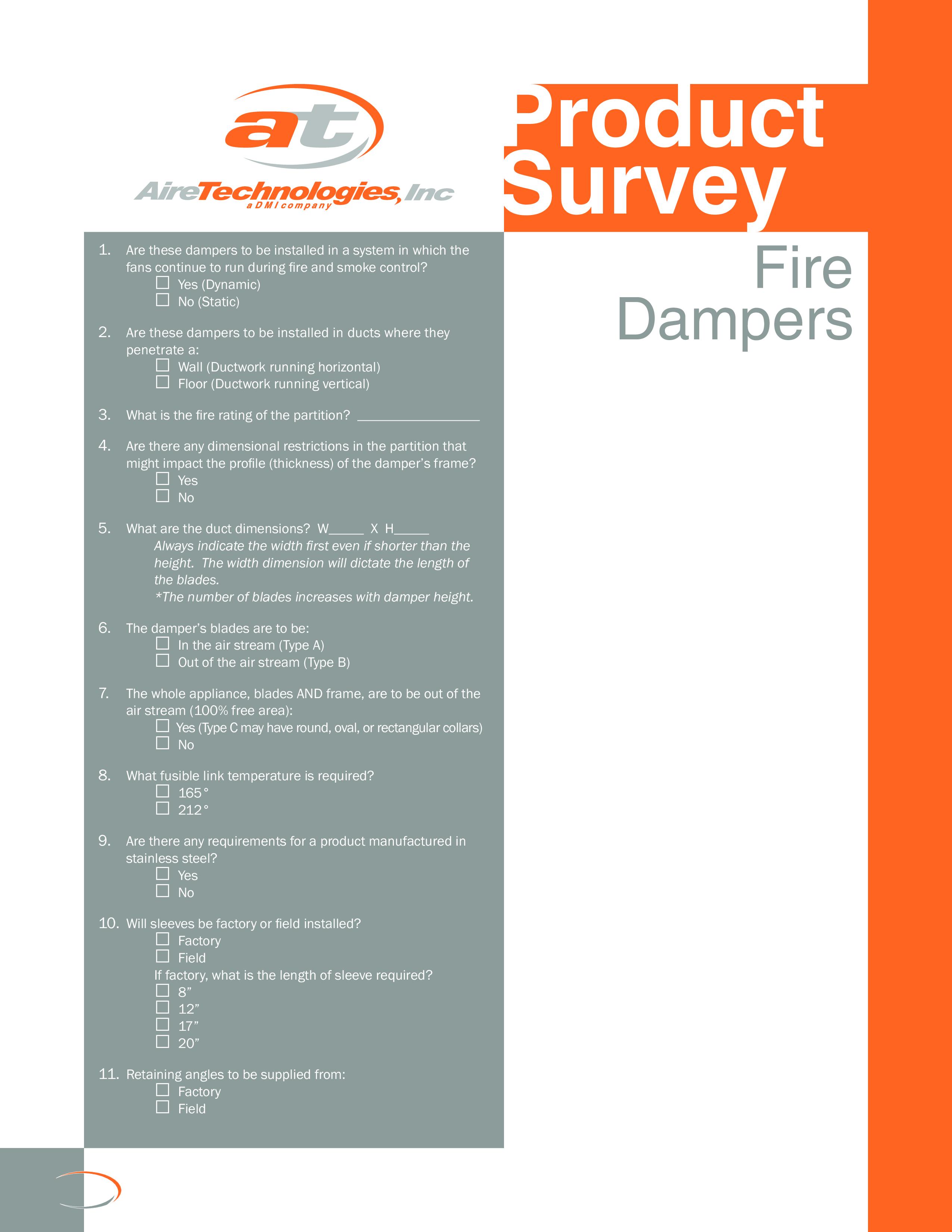 Free Printable Product Survey | Templates at allbusinesstemplates.com